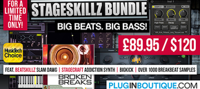 620 pib stageskillz bundle