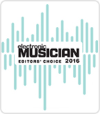 Electronic musician   editor's choice 2016 pluginboutique