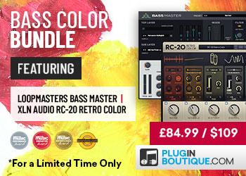 300x250 bass color bundle white pluginboutique