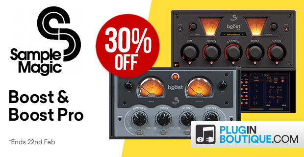 620x320 samplemagic boost pluginboutique