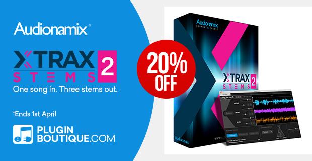 620x320 audionamix xtraxstems pluginboutique