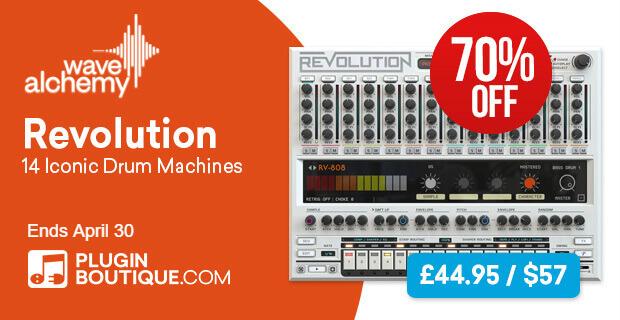 Wave Alchemy Revolution Sale (Exclusive)