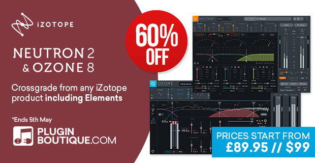620x320 izotope crossgradesale pluginboutique