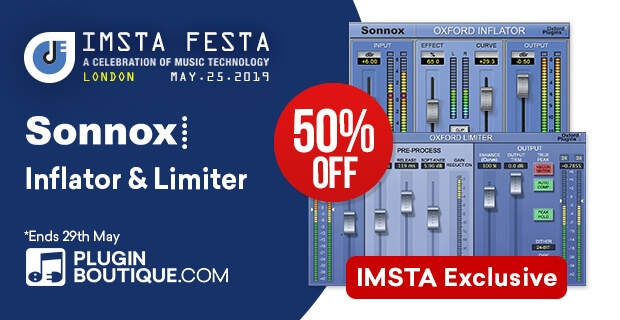 Sonnox Sale (Imsta Exclusive), save 50% off at Plugin Boutique