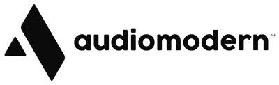 Audiomodern logo black 400 pluginboutique