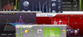 Fabfilter mixing bundle pluginboutique