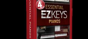 Essential ezkeys pianos
