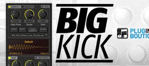 Bigkick 1.7.1 mainimage pluginboutique