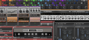 Audified live guitarandbassbundle mainimage pluginboutique