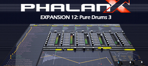 Expansion 12 pure drums 3 banner