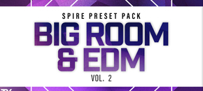 Big room   edm vol 2 1000x512