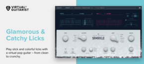 Plugin boutique ujam artwork vg sparkle