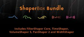 Shaperbox bundle pluginboutique
