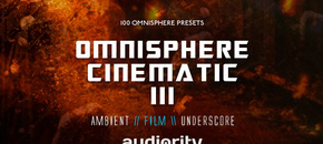 Omnisphere cinematic iii main image pluginboutique