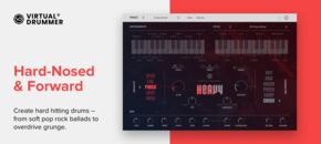 Plugin boutique ujam artwork vd heavy