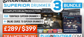 superior drummer 3 metal machinery