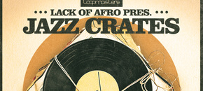 Lack of afro presents jazz crates jazz piano samples