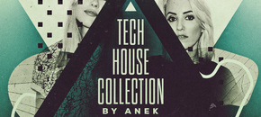 Anek   the tech house collection  house percussion and fx