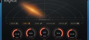 Soundspot ravage distortion vst gui pluginboutique