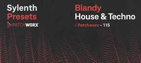 Housetechno blandy rectangle pluginboutique