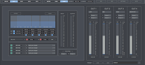 Dsp manager interface pluginboutique