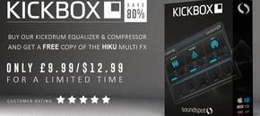Kickbox hiku july2019 offer pluginboutique